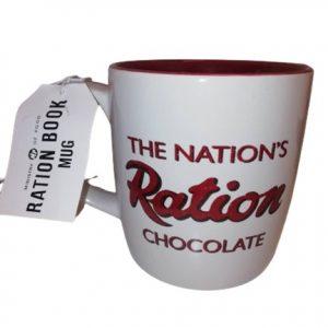 Chocolate Rations Mug