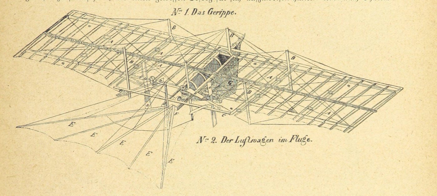 Aeroplane Sketch