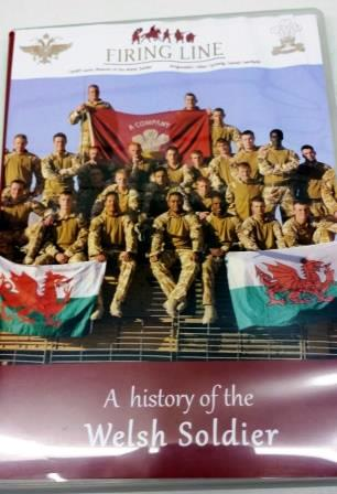 The History of the Welsh Soldier
