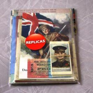 First World War Replica Pack