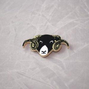 Small Ewe Magnet
