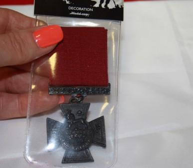 Full size Victoria Cross Medal