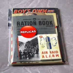 Children's War Replica Pack