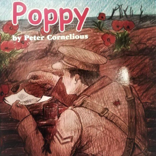 Poppy by Peter Cornelius