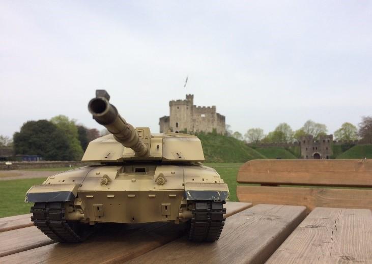 Tank Castle Grounds